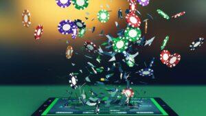 online casino revenue