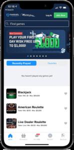 FanDuel Casino Connecticut App